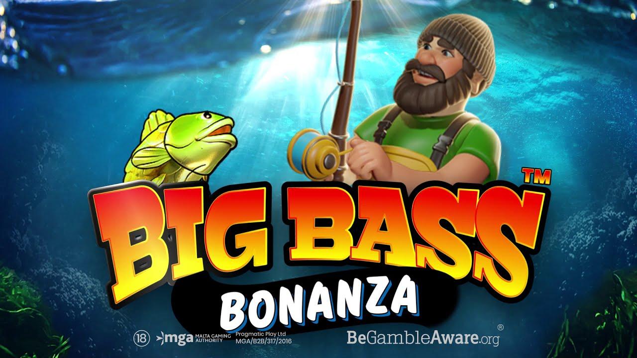 Big Bass Bonanza - Reel Kingdom