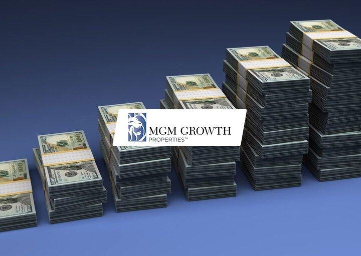 Чистая прибыль MGM Growth в 4-м квартале 2020 года составила $91,3 млн.