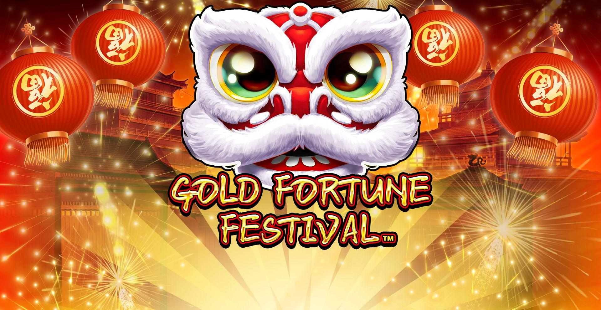 Gold Fortune Festival - новинка от Skywind