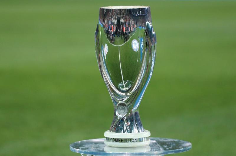 Казань может принять матч за Суперкубок УЕФА