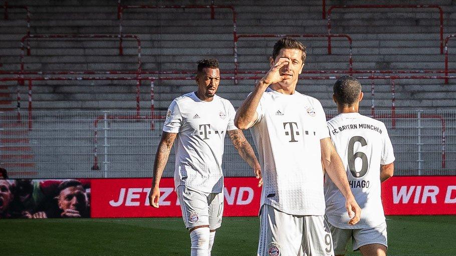 «Бавария» обыграла на выезде «Унион» и укрепила лидерство в Бундеслиге
