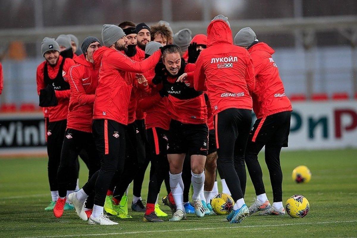 В «Спартаке» сообщили, что клуб возглавит зарубежный специалист