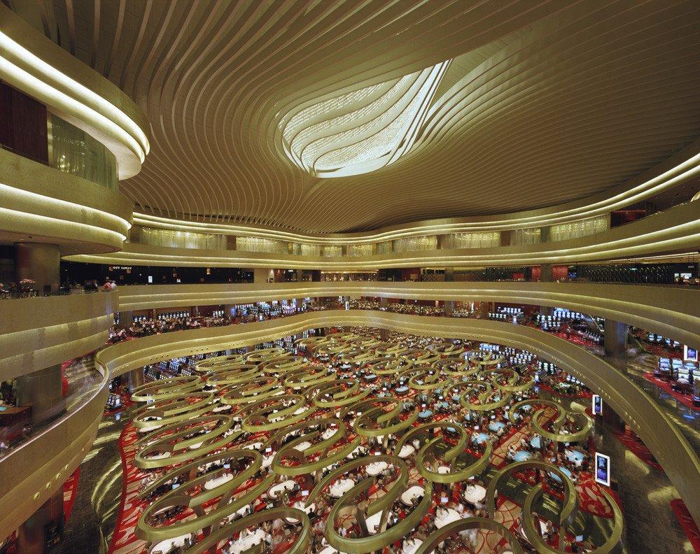 Казино Marina Bay Sands в Сингапуре