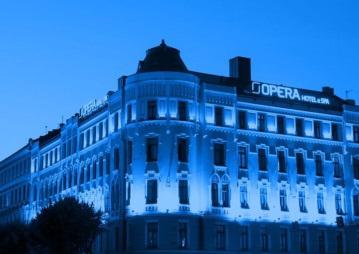 Гостиница Опера – первый пятизвездочный казино-отель в Украине