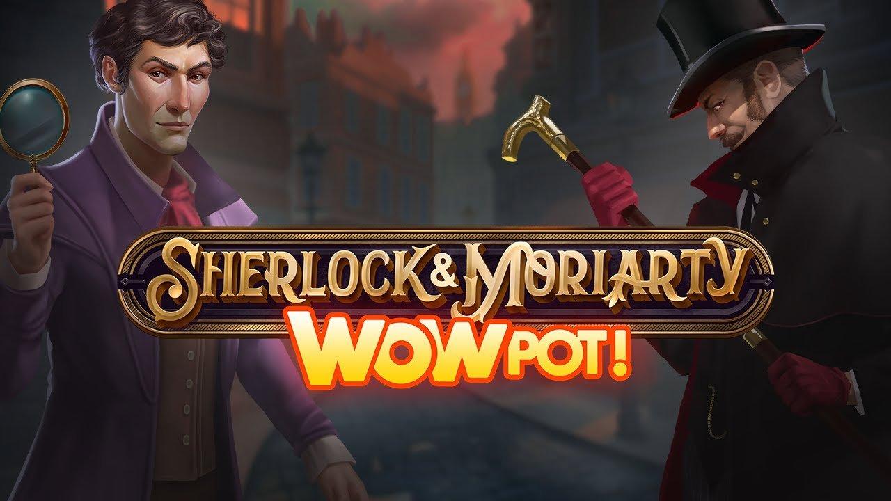 Игрок стал миллионером благодаря слоту Sherlock & Moriarty от Microgaming
