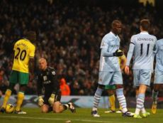«Манчестер Сити» — «Норвич Сити»