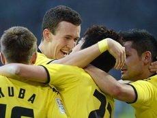 В Германии определился победитель футбольного первенства