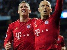 «Бавария» – несомненный фаворит финала ЛЧ 2011/2012, согласно William Hill