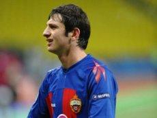 Молодой армейский полузащитник Алан Дзагоев уже в 21 год является одним из лидеров нашего футбола