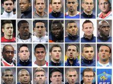 Фанаты считают расширенный состав сборной Франции достаточно сильным, чтобы она дошла до финала Евро-2012