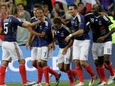 Букмекеры считают, что французы выйдут из группы, но не выиграют чемпионат