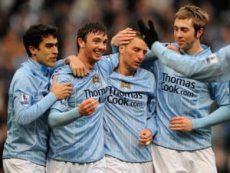Согласно William Hill, вероятность победы «Манчестер Сити» в Лиге Чемпионов 2012/2013 не меньше, чем у «Реал Мадрид» Моуриньо
