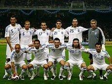Греки определились с предварительным составом на Евро-2012