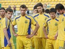 Сборная Украины рискует начать Евро-2012 не в оптимальном составе