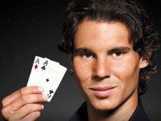 Рафаэль Надаль принял участие в новой маркетинговой кампании PokerStars