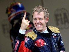 Букмекеры ожидают победы Себастьяна Феттеля на Гран-при Британии этого сезона