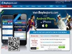 Вышло новое приложение для ставок на спорт от букмекера Boylesports для пользователей iPad и iPhone