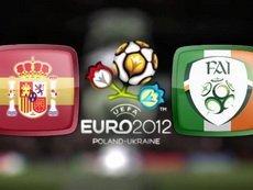 Испания-Ирландия 4:0. После матча