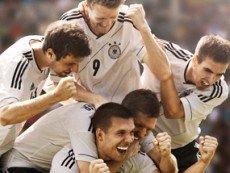 Сборную Германии считают одним из главных фаворитов Евро-2012