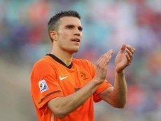 Робин ван Перси - потенциально один из лучших игроков Евро-2012
