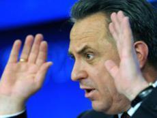 Мутко и Аминов - новые кандидаты на пост главы РФС