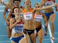 Россия имеет шансы лидировать в общекомандном зачете по легкой атлетике, считают букмекеры