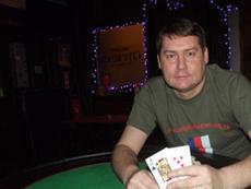 Барри Денсон установил рекорд продолжительности игры в покер