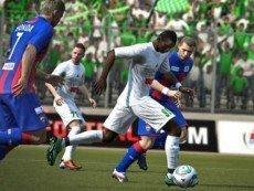 Эпизод игры FIFA 2012