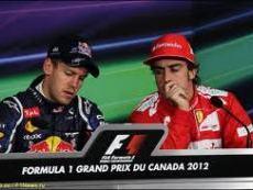 Гран-при Германии скорее всего выиграет либо Феттель, либо Алонсо, считают букмекеры