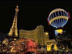 В Лас-Вегасе