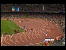 Россияне пробились в финал олимпийской эстафеты 4x100 метров