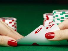 Женщины любят играть в азартные игры дольше, но на меньшие деньги