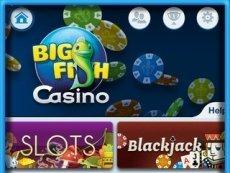Эмблема игры Big Fish Casino