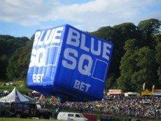 Рекламная конструкция Blue Square
