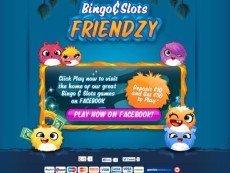 Эмблема игры Bingo & Slots Friendzy