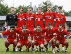 Объявлен состав сборной России на матч против Кот-Д' Ивуара