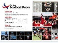 Из рекламных материалов Football Pools