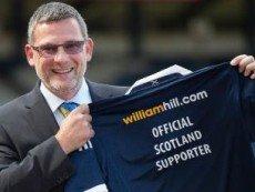 Поможет ли William Hill сборной Шотландии попасть в Рио-де-Жанейро?