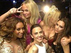 Участницы Spice Girls