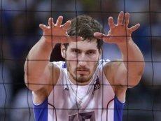 Волейболист сборной России Максим Михайлов