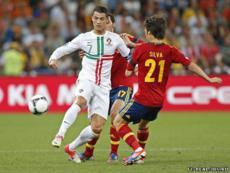«Манчестер Сити» предлагает за Роналду 50 млн фунтов и Давида Сильву
