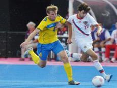 Сборная России завоевала золотые награды футбольного Паралимпийского турнира