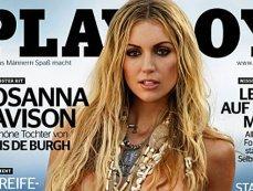 Paddy Power интересуется фотосессией Розанны Дэвисон для Playboy