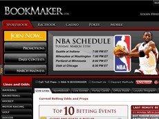 Один из вариантов наполнения сайта Bookmaker.com