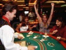 В грузинском казино