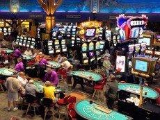 В одном из индейских казино
