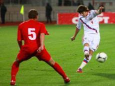 Российская «молодежка» пробилась на Евро-2013
