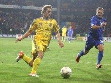 Украина будет явным фаворитом домашнего матча с Черногорией, считают букмекеры
