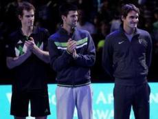 Трое имеют практически одинаковые шансы выиграть Финал мирового тура ATP, впереди – Джокович и Маррей.
