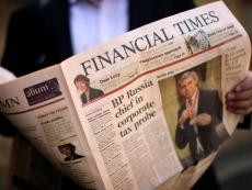 Bloomberg и Thomson Reuters будут конкурировать в борьбе за Financial Times, считает крупный букмекер Paddy Power